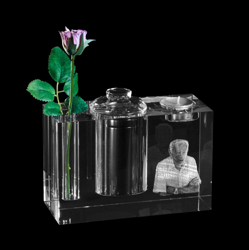 3D-UR003 Foto | Mini-urne | Waxinehouder
