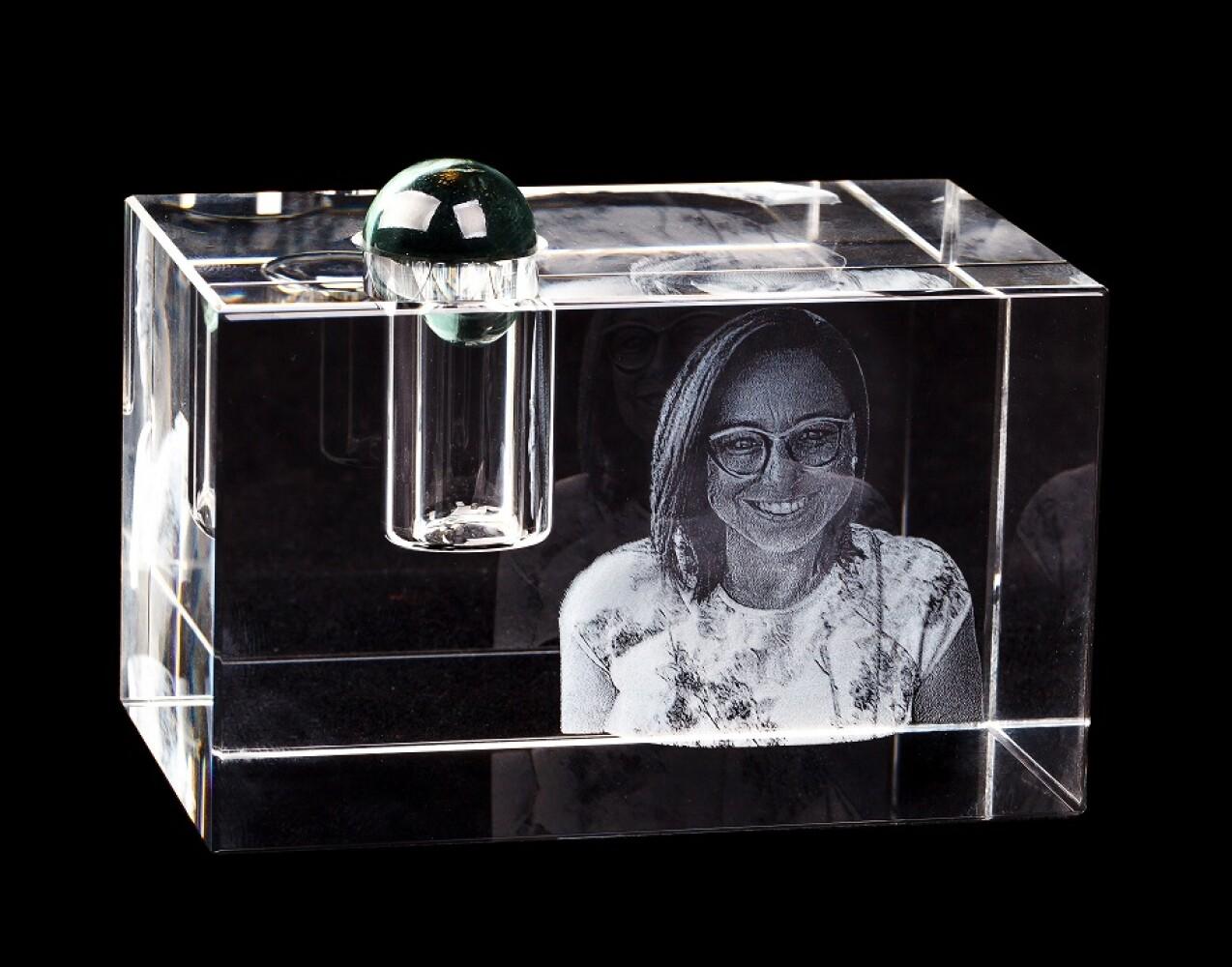 3D-00 | Kristalglas