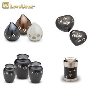 LoveUrns® | Messing urnen