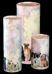 Strooi urnen dieren