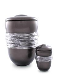 Glas urnen