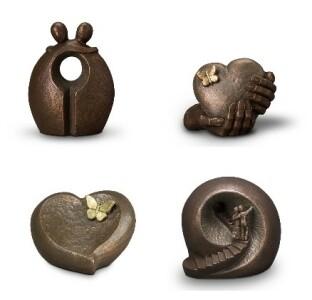Geert Kunen urnen - Brons