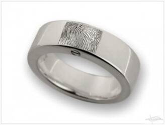 Ringen met As en Vingerafdruk